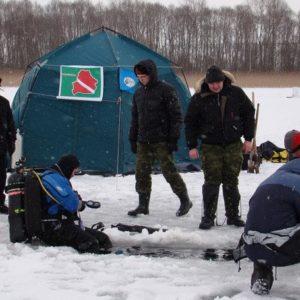 экспедиции дайверов Беларуси